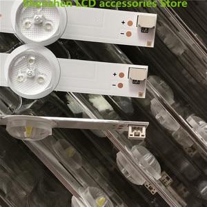 Image 3 - 10 pezzi/lotto PER SONY KDL 40R450A Retroilluminazione A LED Striscia E0402 SVG400A81_REV3_121114 100% NUOVO
