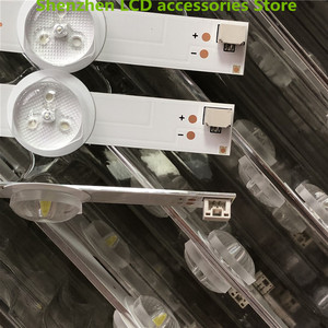 Image 3 - 10piece/lot FOR SONY KDL 40R450A Backlight LED Strip E0402   SVG400A81_REV3_121114 100%NEW
