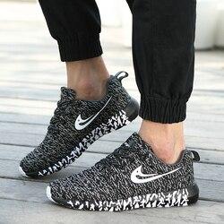 New fashion trainers casual men zapatillas deportivas hombre air mesh flats jogging sport runner gym shoes.jpg 250x250