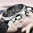 BENYAR Moda Chronograph Esporte Mens Relógios Top Marca de Luxo Relógio de Quartzo Impermeável Relógio Masculino horas relogio masculino - 4
