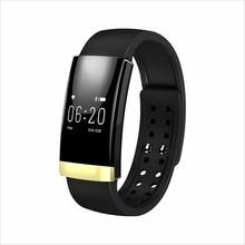 Smartch MS01 Bluetooth Smart Браслет монитор сердечного ритма SmartBand браслет Caller напомнить для Android IOS Телефон PK ck11S