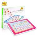 Venta caliente Multifuncional herramientas de Diez en una función de la máquina de aprendizaje de Computadora Tableta Máquina de Juguete de Regalo Educativo Para Niños