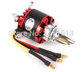 EMP N3530 Outrunner Brushless Motor KV1400 with All Installation Accessories