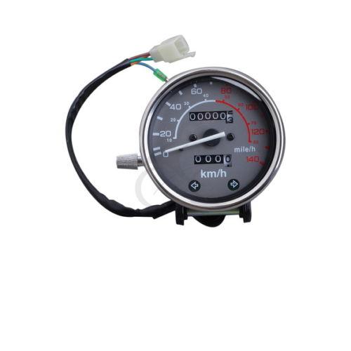 Tachometer Speedometer Guage For Honda Rebel CMX250 CA250 1996-2011 Steed VLX400 VLX 600 накладка steed vlx400 600 vstar ds400 650