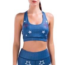 SPECIAL MAGIC Brand sports bra workout bras yoga bra women body tank top hollow sexy  yoga fitness printed underwear high impact