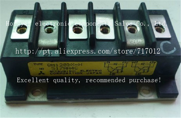 Free Shipping QM120DX-H [zob] 100% brand new original authentic omron omron proximity switch e2e x1r5e1 2m factory outlets 5pcs lot page 2
