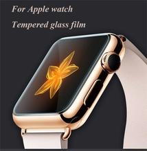 For Apple Watch 38mm 42mm 0 2MM 2 5D 9H Premium Tempered Glass Screen Protector Toughened
