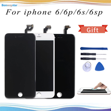 aaa Brand New For iPhone 6 Plus 5.5 LCD Touch Screen Replacement Ecran 6Plus 6P Display Assembly Fast Delivery