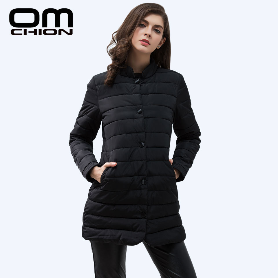 Omchion New Arrival 2017 Spring Jacket Women Fashion ...