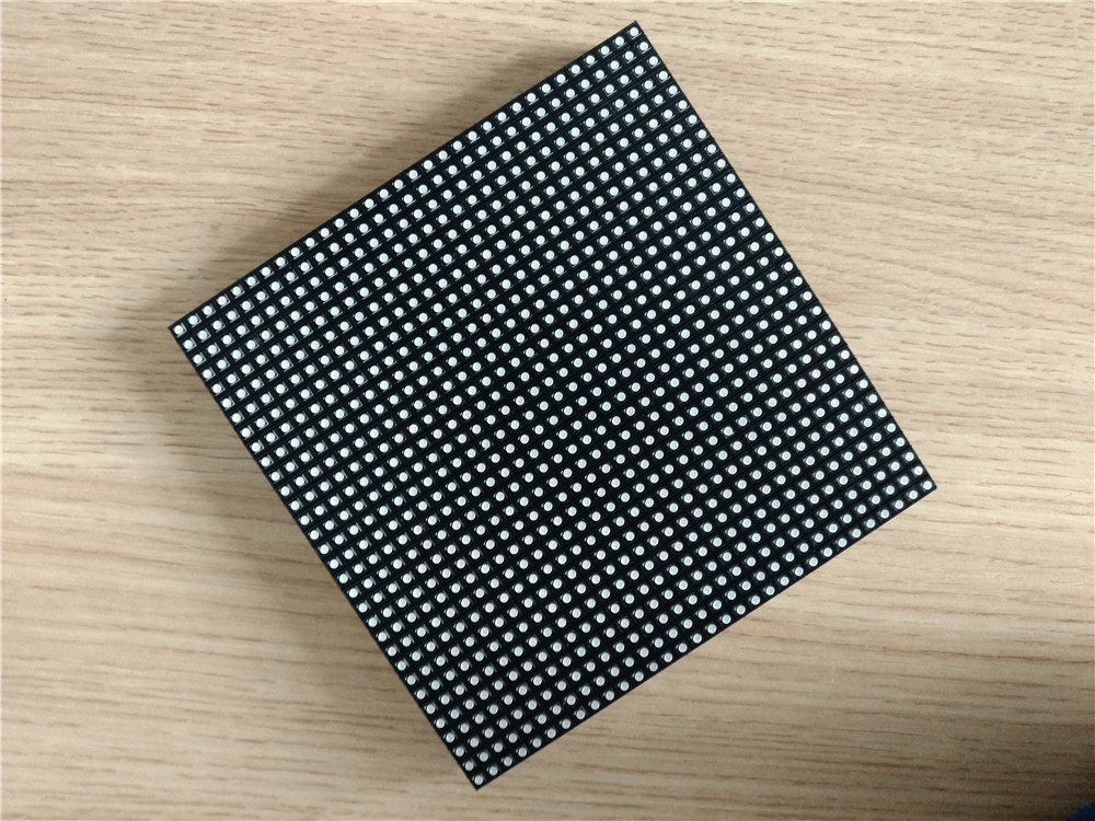 1/8scan high refresh indoor pitch 5mm rgb 3in1 full color smd3528 led module size 160mm x 160mm