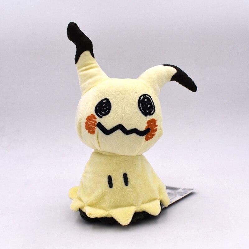 Hot Sales Lovely Cartton 25cm Pikachu Peluche Dolls Mimikyu Stuffed Soft Toys Present For Child Boys Girls Free Shipping