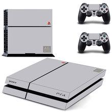 20th anniversary Edition PS4 чехол для игры PS4 наклейка для PS4 playstation 4 и 2 контроллера наклейки