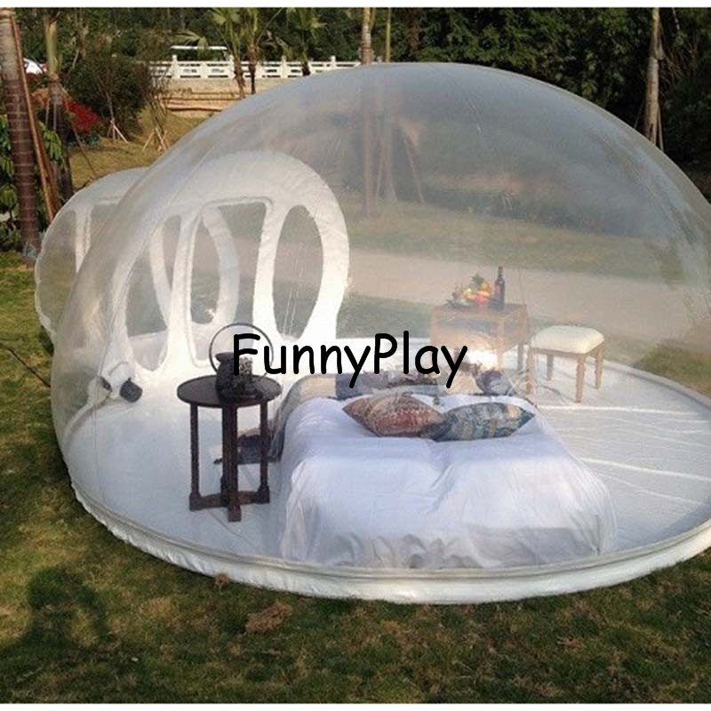 advertisign inflatable show houseFamaily Backyard tentinflatable bubble tree trade show tentsliving outdoor tent waterproof-in Tents from Sports ... & advertisign inflatable show houseFamaily Backyard tentinflatable ...