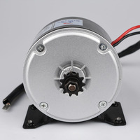 Electric Bicycle Motor 250W 24V DC Brushed Ebike Motor MY1016 Bicycle Electric Kit Electric Scooter kit DIY Conversion Kit LM