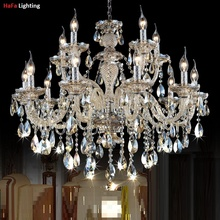 Chandelier Modern Crystal Lighting living room bedroom crystal Lights Candel chandelier Crystal lighting chandeliers Indoor Home