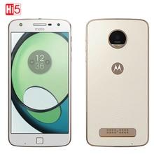 Unlocked Motorola MOTO Z PLAY XT1635-03 Mobile Phone 3GB RAM 64GB ROM Octa Core 5.5'' Android 16.0MP 1920*1080 4G LTE Cellphone