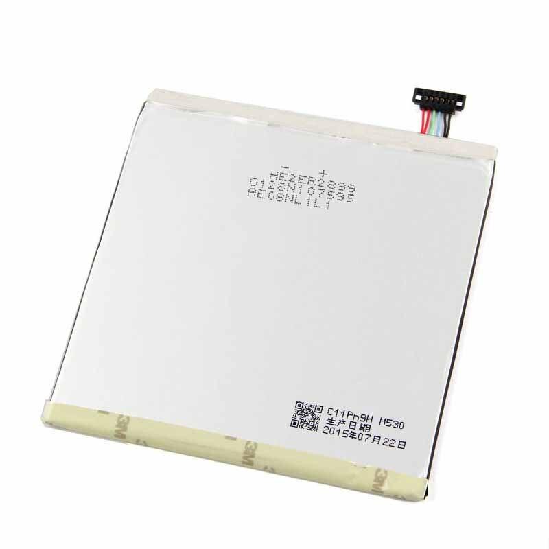 Original High Capacity C11P1505 Battery For Asus ZenPad 8 0 Z380KL P024 Z380C P022 Z380CX in Mobile Phone Batteries from Cellphones Telecommunications