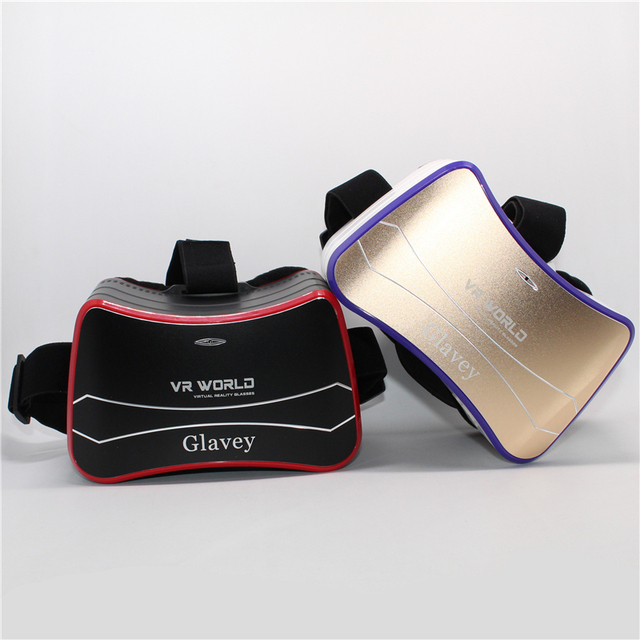 Glavey All in one VR headset works without smartphone:HD IPS Screen,720*1280 Resolution,Wifi and Bluetooth 4.0,Support USB 2.0# 6
