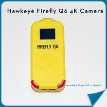Hawkeye firefly q6 4 k hd mini cámara fpv glight videocámara para qav250 210 180 aviones