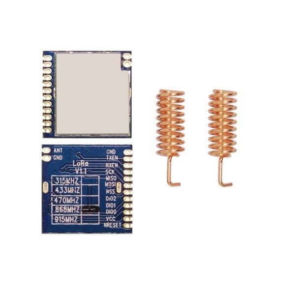 6pcs/lot long range 4Km 868MHz | 915MHz sx1276 Lora module LoRa1276