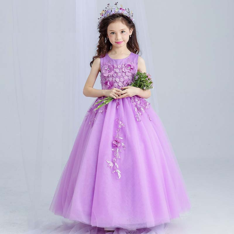 Online Get Cheap Party Dresses For Girls 7 16 Aliexpress