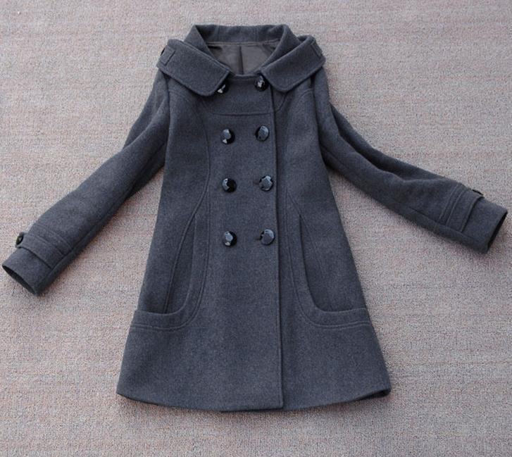 Sobretudo Elegante Chaqueta add conventional Casaco Womenn Para Wool Abrigo Femeninos Piel Invierno Casacos Feminino Coat Preto Lana Abrigos Conventional Trench 5xl 6xl De qfw65w