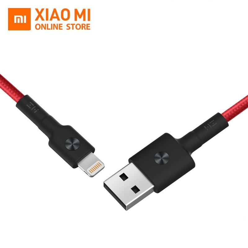 Original Xiaomi ZMI Ladegerät Kabel MFI Zertifiziert für iPhone Lightnning zu USB Kabel Ladegerät Daten Kabel für iPhone X 8 7 6 Plus