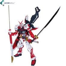 Бренд Дабан Gundam MG 1/100 Red Seed Astray Собрать Коллекция Фигурку Двойной Меч Боевых Роботов Игрушек