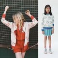 2017 primavera suéter bobo choses kikikids bike baskball niños niñas 100% algodón abrigos niños outwear ropa vetement enfant garcon