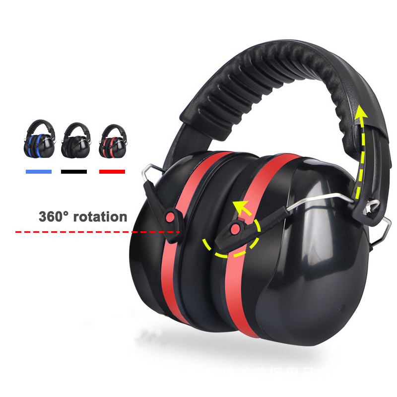 Back To Search Resultssecurity & Protection Workplace Safety Supplies Anti-noise Earmuffs Noise Reduction Learning Sleep Factory Labor Insurance Ear Protector Soundproof Sound Insulation Ear Muffs