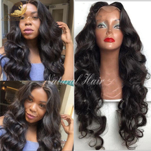 8A Quality Body Wave Full Lace Human Hair Wigs Virgin Brazilian High Density Full Lace Wig Unprocessed Glueless Front Lace Wigs
