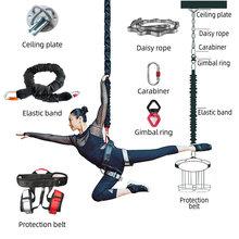 Corda elastica per Yoga, corda elastica per allenamento Pilates