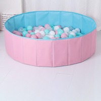 Play Ball Pool Foldable Children's Toys Tent For Ocean Balls Kids Outdoor Game Large Tent for Kids Children Ball Pit