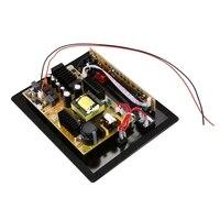 FFYY New Assembled High Power 280W Digital HIFI Subwoofer Amplifier Board Black+yellow|Amplifier| |  -