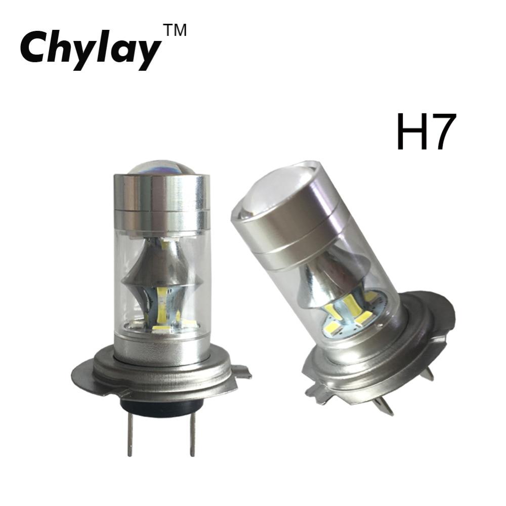 60W H7 LED llambë DC 12V ~ 24V 360 shkallë të udhëhequr me çip - Dritat e makinave - Foto 1