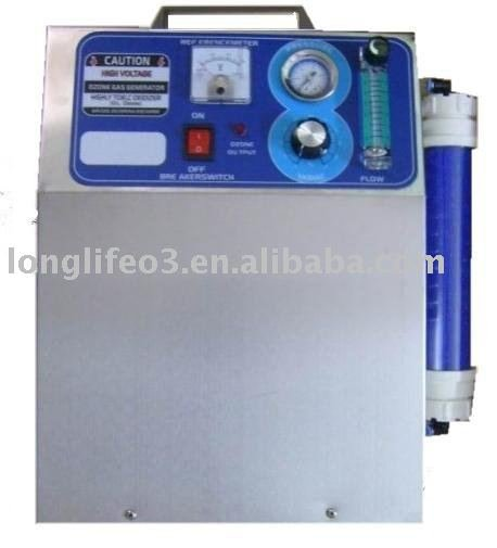 High concentration ozone generator 2g/H air feeding with air cooling FREE SHIPPING BY DHL/FEDEX/EMS ozone h 03