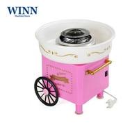 MINNMini Cotton Candy Maker Household DIY Spun candy making machine Cotton sugar Maker Marshmallow Machine For Kids Xmas present