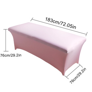 Image 5 - Eyelashes Bed Cover Beauty Sheets Elastic lash Table Cover Stretchable Professional Cosmetic Salon Eyelash Extension Makeup Tool