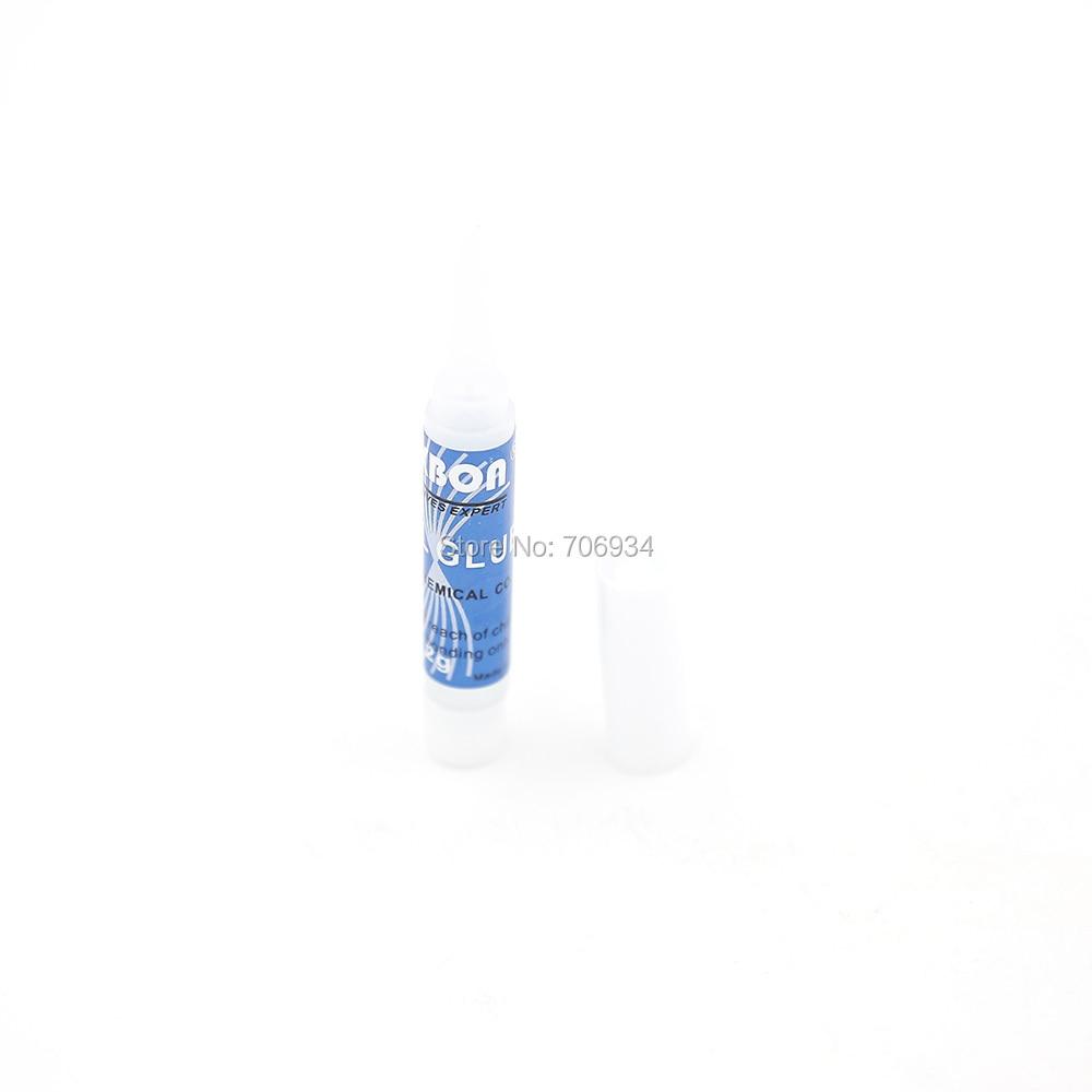 100 шт./лот Клей для ногтей 2 г Клеящие средства эксперт убрать может использоваться Типсы газа