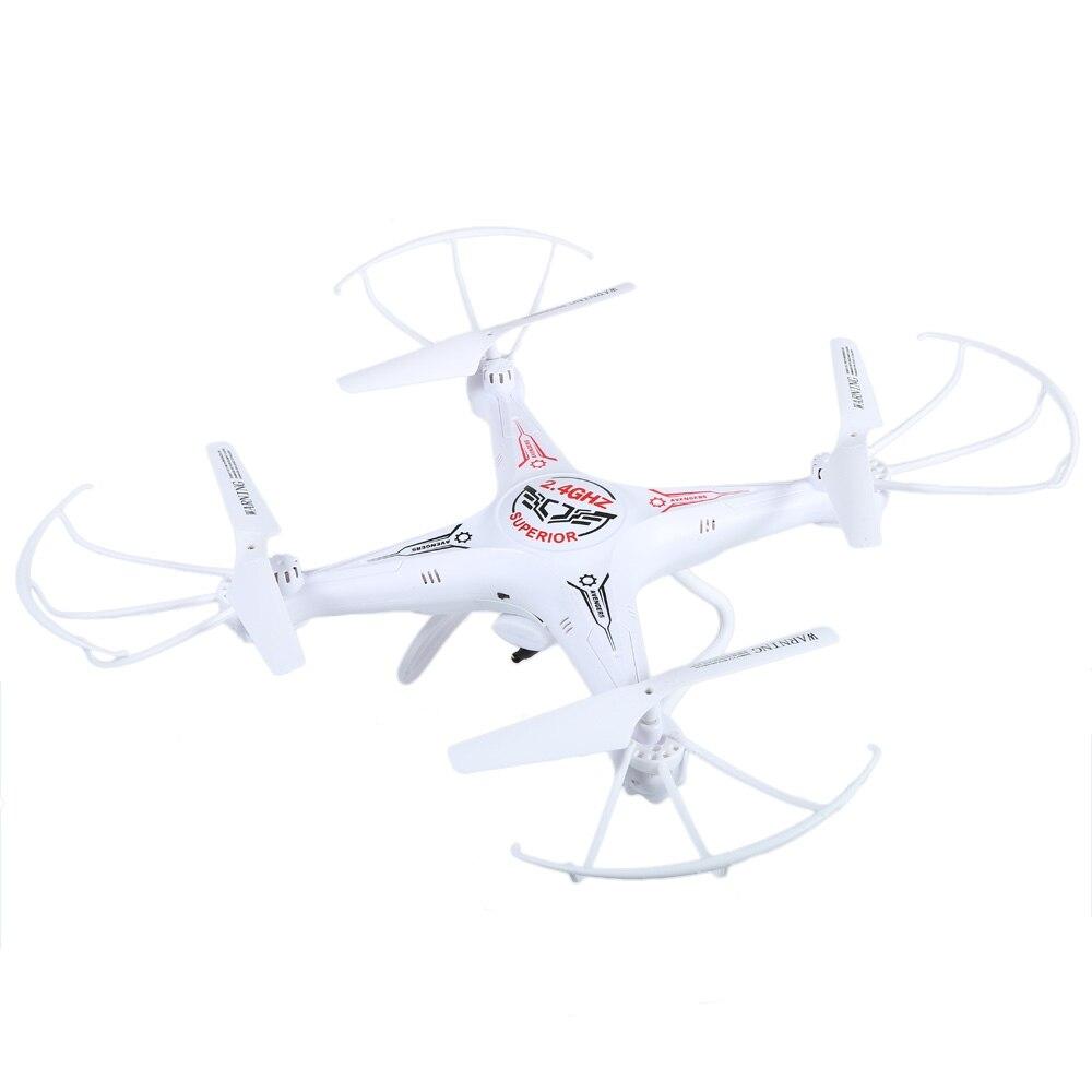 D97 WI-FI FPV HD 2,0 МП Камера 2,4 ГГц 4CH 2,4 г RC Quadcopter 6 оси гироскопа headless режим бросали flight 360 градусов опрокидывание