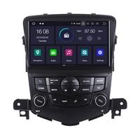 RoverOne For Chevrolet Cruze Lacetti 2 Android 9.0 Autoradio Car Multimedia Player Radio GPS Navigation Head Unit NO DVD