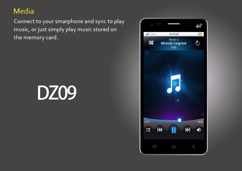 DZ09 smart watch watches men for smartphone xiaomi phone (1)