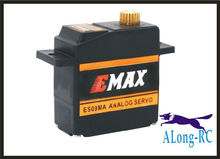 FREE SHIPPING: EMAX  ES09MA  METAL GEAR servo  for 450 helicopter /hobby plane /RC model/airplane tail servo