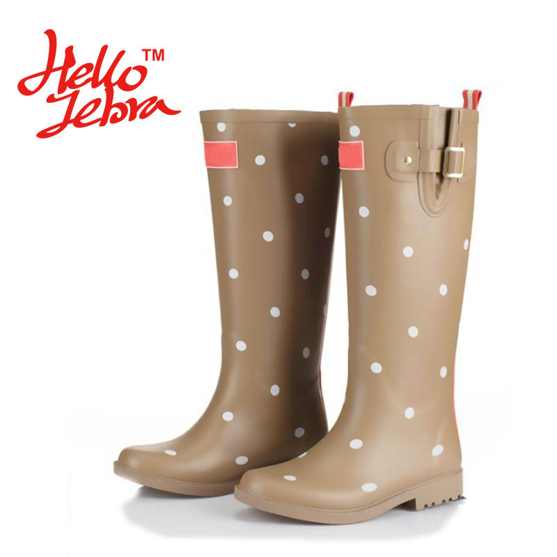 Popular Polka Dot Rain Boots-Buy Cheap Polka Dot Rain Boots lots ...