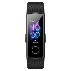 Image 3 - Huawei Honor Band 5 สมาร์ทสายรัดข้อมือ Oximeter เลือดออกซิเจน Magic สีสัมผัสหน้าจอว่ายน้ำจังหวะตรวจจับอัตราการเต้นของหัวใจ Sleep Nap