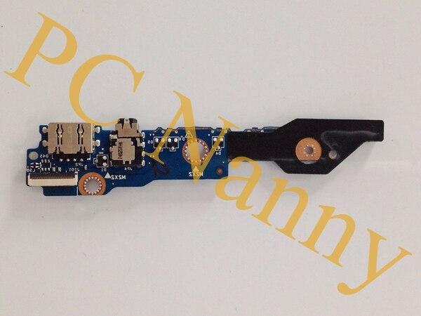 ФОТО For Lenovo Yoga3 11 USB Board Audio Board LS-B921P