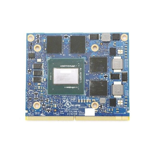 Genuino Quadro M2200 GDDR5 4GB MXM tarjeta de vídeo N17P Q3 A2 CPW70 LS E173P para HP ZBook 15 G4/17 G4
