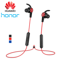 Original Huawei Honor XSport Bluetooth Earphones AM61 IPX5 Waterproof Music Mic Control Wireless Headset Earbuds For