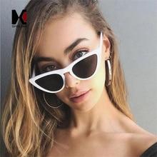 SHAUNA Classic Women Cat Eye Sunglasses Fashion Ladies Tinted Lens Shades UV400
