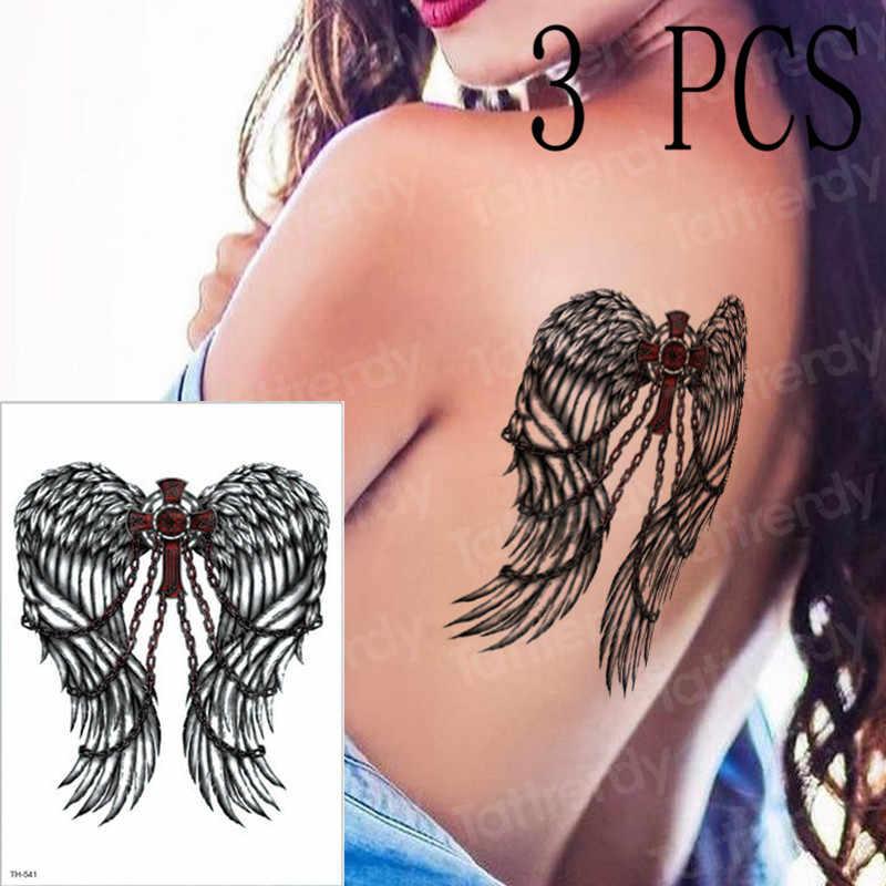 Unterarm engel tattoo frau Tattoo Ideen